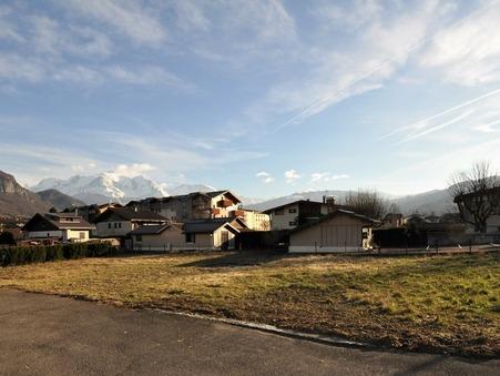 A vendre terrain SALLANCHES 800 m²  210 000  €