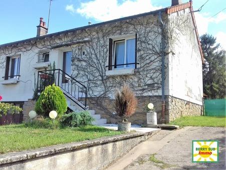 vente maison LA GUERCHE SUR L AUBOIS 124500 €