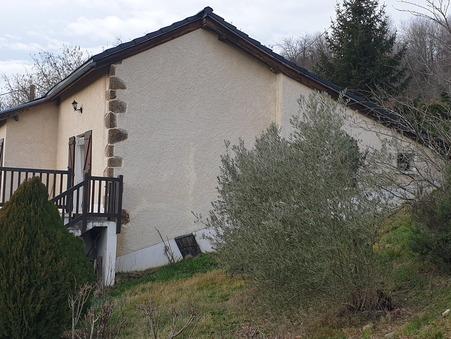 vente maison DECAZEVILLE 95m2 110000€