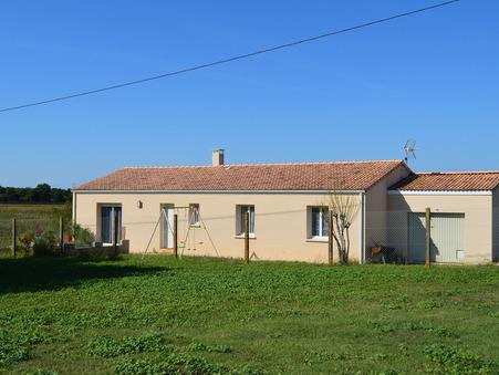 Vente maison GEMOZAC  182 350  €