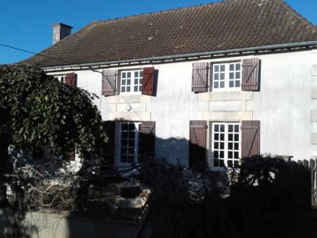 vente maison LEIGNES SUR FONTAINE 135m2 87000€