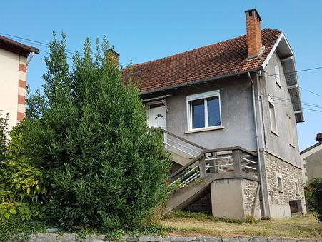 vente maison DECAZEVILLE 85m2 97200€