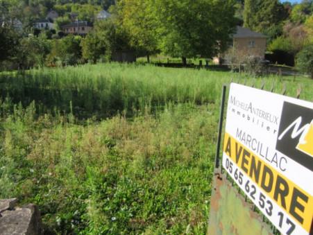 A vendre terrain MARCILLAC VALLON 86 000  €