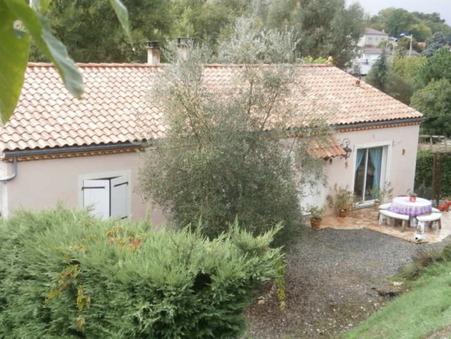 vente maison CARMAUX 130m2 178500€