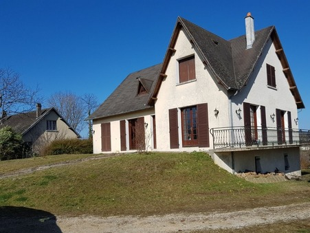 vente maison ST YRIEIX LA PERCHE 200m2 138000€