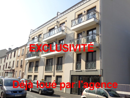 location appartement CHOISY LE ROI 49.22m2 812€
