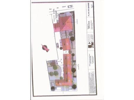 vente maison TOULOUSE 57m2 242000€