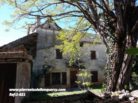 Achète maison LIMOGNE EN QUERCY  101 760  €