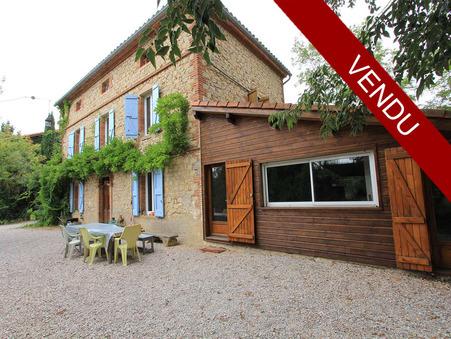 Vente maison MARSSAC SUR TARN  320 000  €