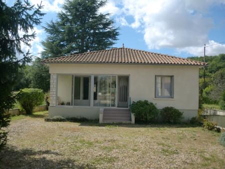 vente maison BONNES 125000 €