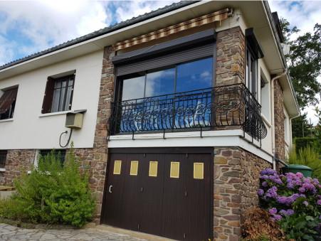 vente maison DECAZEVILLE 90m2 94500€