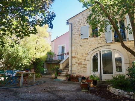 vente maison ST DREZERY 580000 €