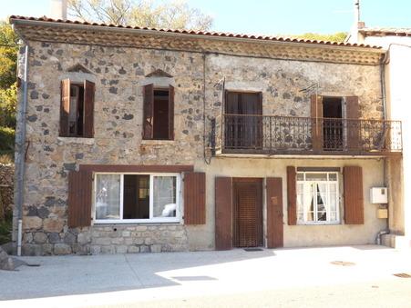vente maison ST PIERRE DE COLOMBIER 106000 €