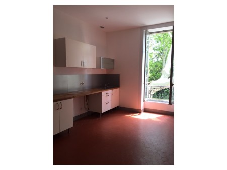 location appartement LE THOR 48.6m2 525€