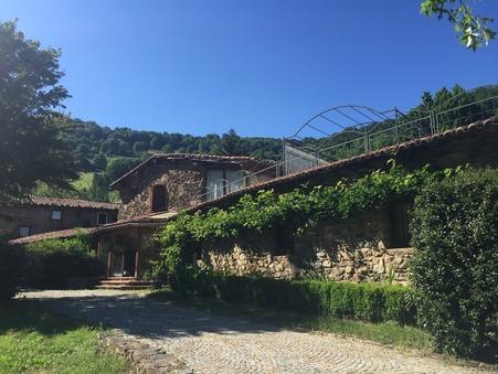 vente maison ST ROMAIN EN JAREZ 1575000 €