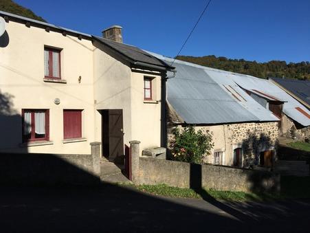 Vente maison BESSE ET ST ANASTAISE 50 m² 50 000  €