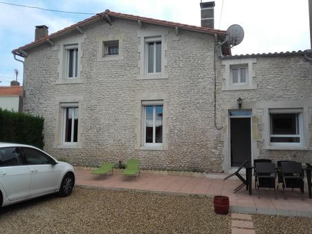 Achat maison ROYAN 90 m²  236 250  €