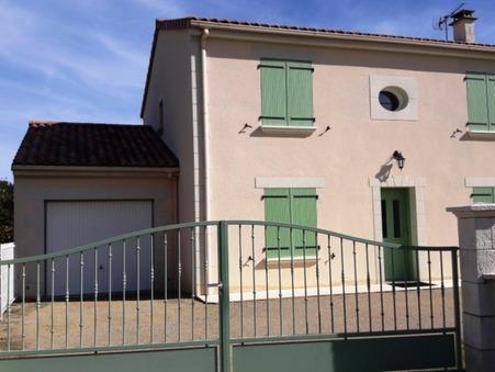 vente maison St julien l ars 233500 €