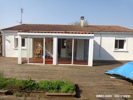 vente maison LABARTHE SUR LEZE 94m2 215000€