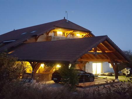 Vente maison LA ROCHE SUR FORON 300 m²  598 000  €