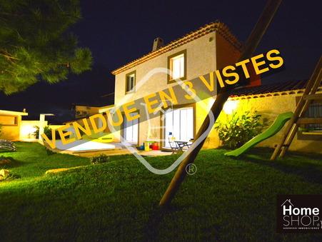 vente maison LES PENNES MIRABEAU 468000 €