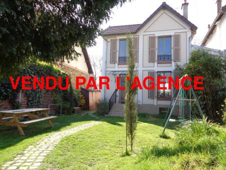 vente maison CHOISY LE ROI 85m2 439000€