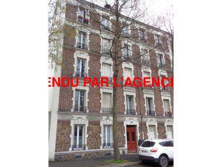 vente appartement IVRY SUR SEINE 31m2 167000€
