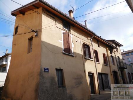 A vendre maison LA COTE ST ANDRE 60 000  €