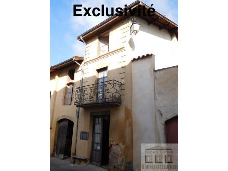 Achète maison LA COTE ST ANDRE 65 000  €