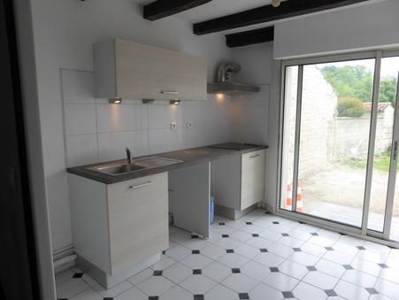 location maison SAINTES  790  € 100 m�