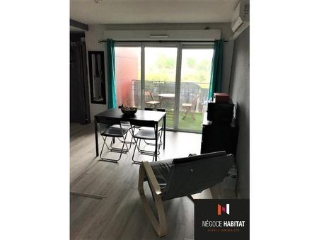 vente appartement montpellier 38m2 129000€