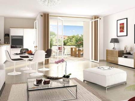 A vendre programme neuf TOULOUSE 45 m²  198 000  €