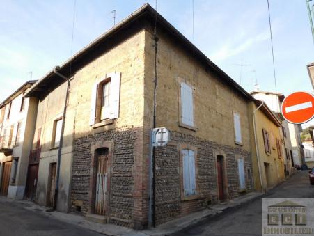 A vendre maison LA COTE ST ANDRE 90 000  €
