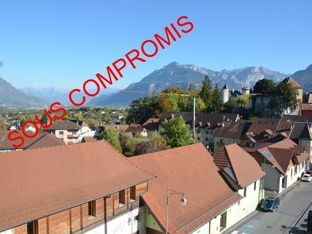 vente appartement LA ROCHE SUR FORON 75.55m2 195000€