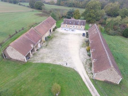 vente maison LURY SUR ARNON 235m2 336000€