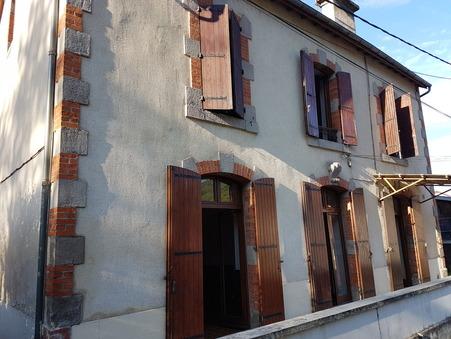 vente maison DECAZEVILLE 126m2 38200€