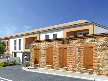 vente neuf TOULOUSE 43m2 164900€