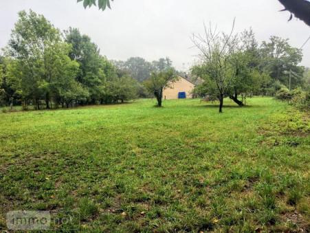 vente terrain CHAILLAC SUR VIENNE 1765m2 20650€