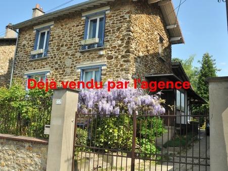 vente maison VILLENEUVE ST GEORGES 360000 €