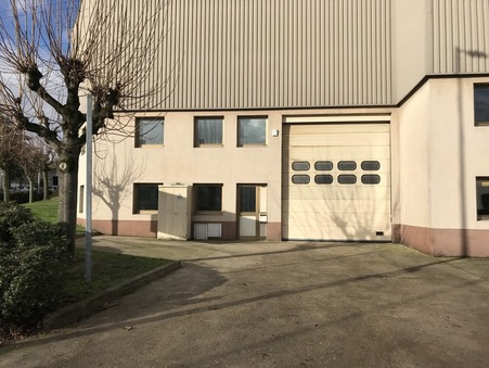 A louer professionnel NEUILLY SUR MARNE 517 m² 0  €
