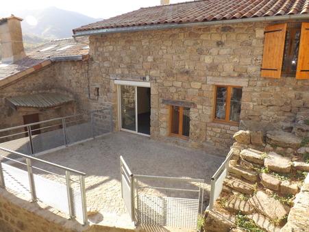 vente maison BURZET 139800 €