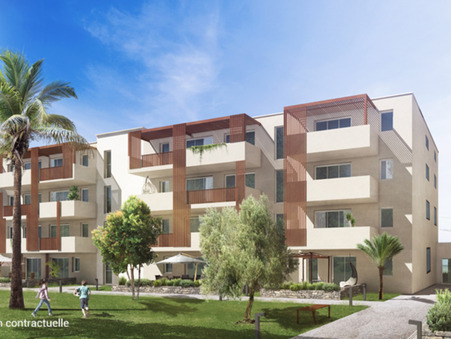 Vends appartement BAILLARGUES  172 000  €