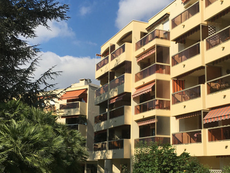 A vendre appartement GOLFE JUAN  386 851  €
