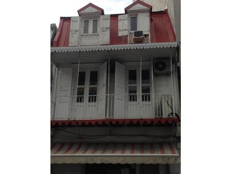 vente maison POINTE A PITRE 192000 €