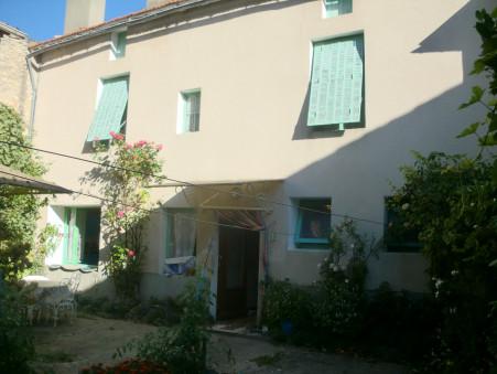vente maison CHAUVIGNY 127000 €