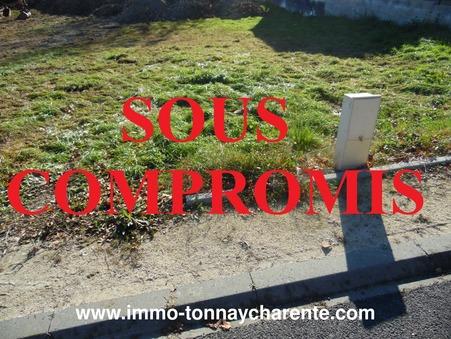 Acheter terrain TONNAY CHARENTE 42 260  €