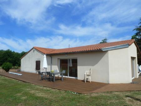 vente maison ST JULIEN L ARS 147m2 188900€