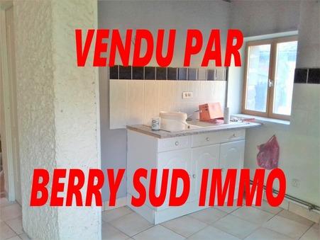 vente maison LA GUERCHE SUR L'AUBOIS 49m2 27500€