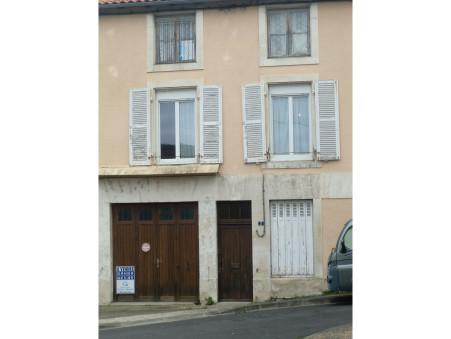 vente maison CHAUVIGNY 150m2 99000€