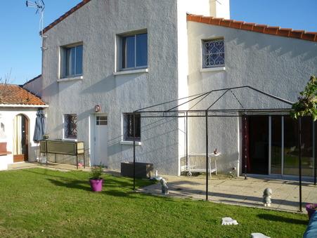 vente maison MESCHERS SUR GIRONDE 130m2 294000€